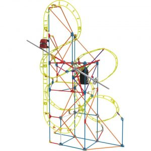 Knex Clock Work Roller Coaster