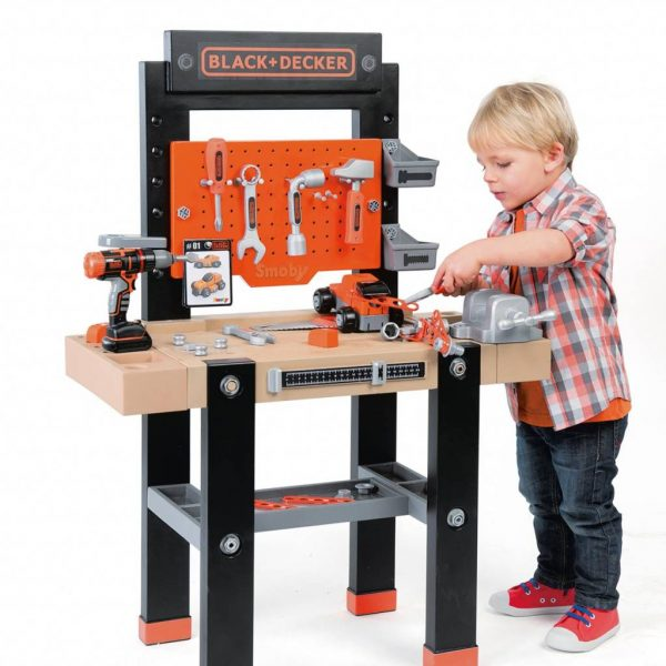 Black & Decker kinderwerkbank