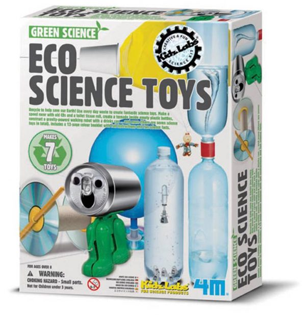 Kidzlabs Green Science Eco Science Toys