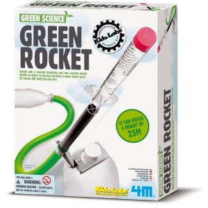 Kidzlabs Green Science Groene Raket