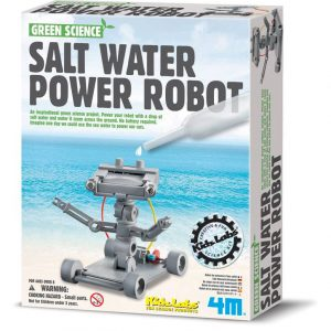 Kidzlabs Green Science Zout water Robot