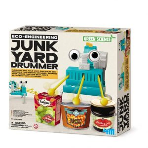 Kidzlabs Green Science Afvaldrummer