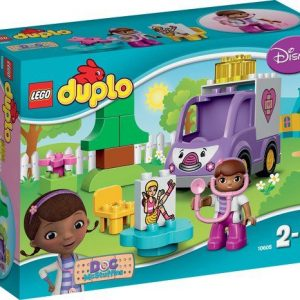 Doc Mc Stuffins Ambulance 10605
