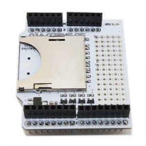 SD card Logging SHIELD voor Arduino
