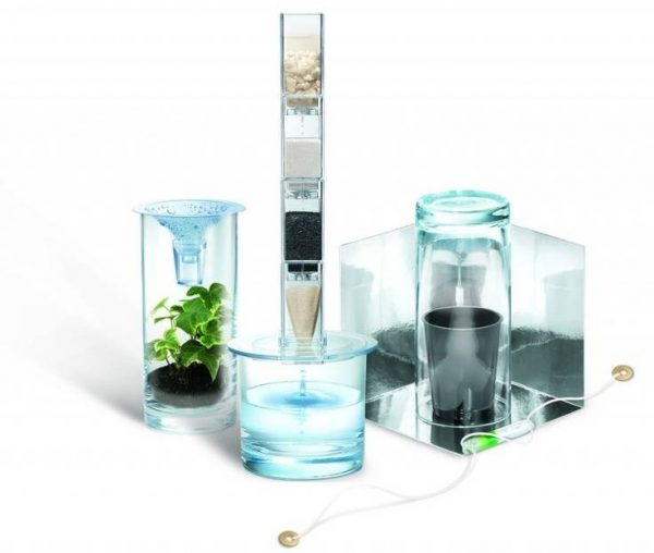 Kidzlabs Clear Water Science