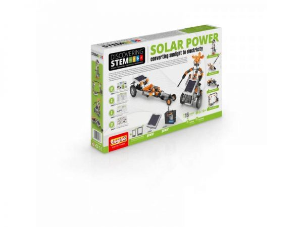 Engino STEM Mechanics - Solar Power