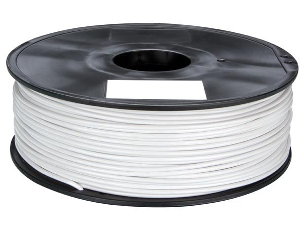 3D print Filament PLA 1.75mm Wit