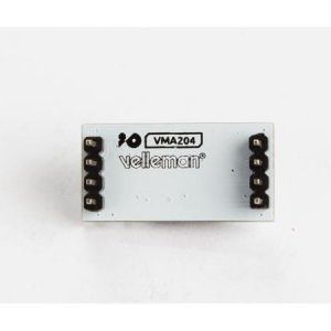 3-assige digitale Accelerometer MMA7455